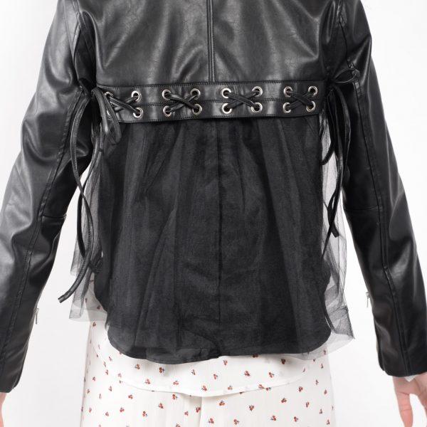 :ライダースジャケット