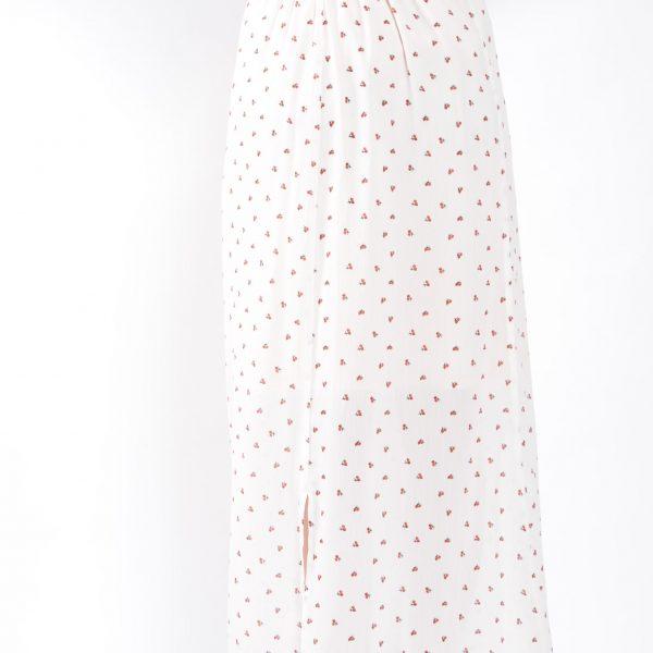 :シフォンスカート
