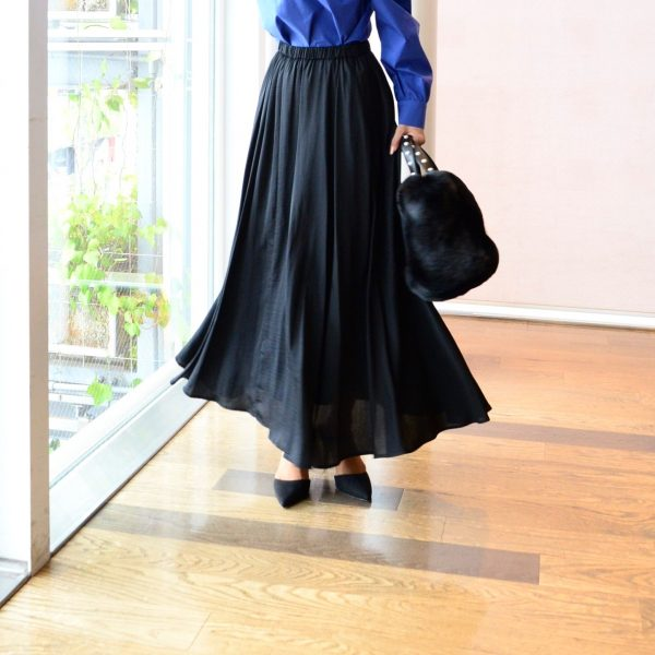 SKIRT:ロングスカート