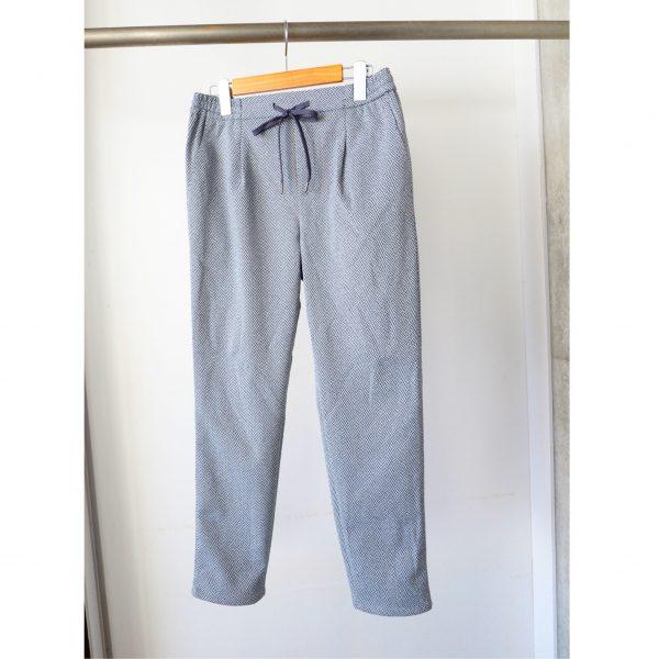 PANTS:ウールライクパンツ