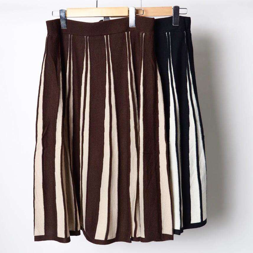:ニットスカート