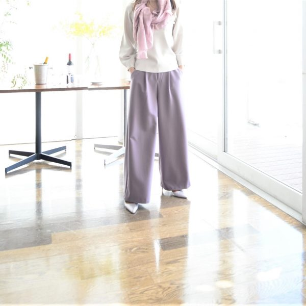 DRESS:2wayストール