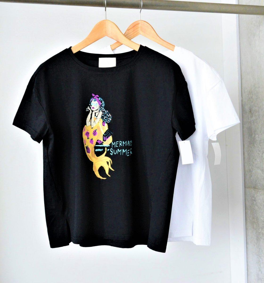 :Tシャツ(Mermaid)